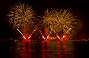 Malta Wedding Fireworks