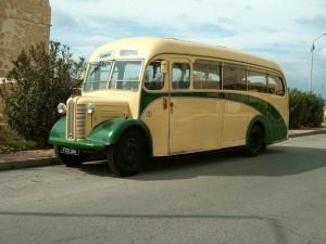 Maltese Buses Wedding Transport In Malta