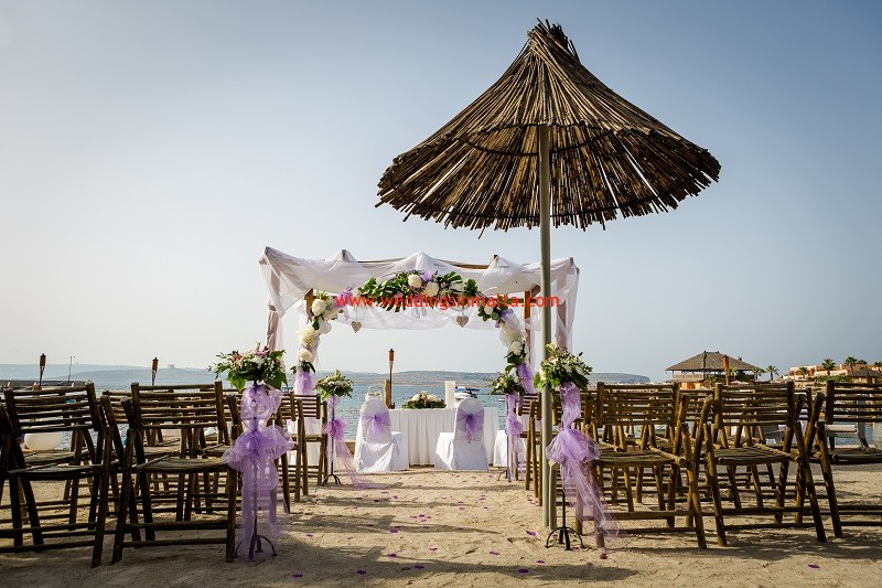 Weddings In Malta Beach Wedding Venues
